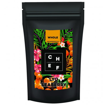 Chef Ingredients LYO Seaberry whole 50g