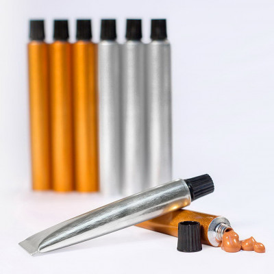 Tubes 30 ml copper