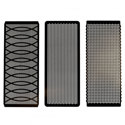 Crucial Detail Porthole Screens set of 3