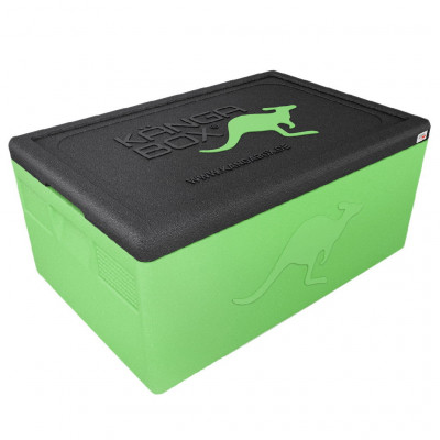 Kängabox thermobox Expert GN1/1 46l lime