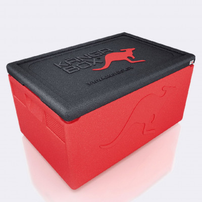 KÄNGABOX® thermobox Mini Expert Mini Expert red