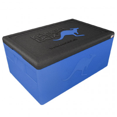 Kängabox thermobox Expert GN1/1 46l blue