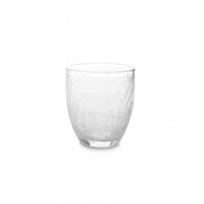 F2D Crackle Glass 0.25l transparent